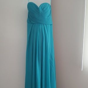 Dresses & Skirts - Alice Pub Long turquoise dress